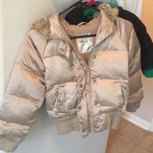 Girls heavy coat